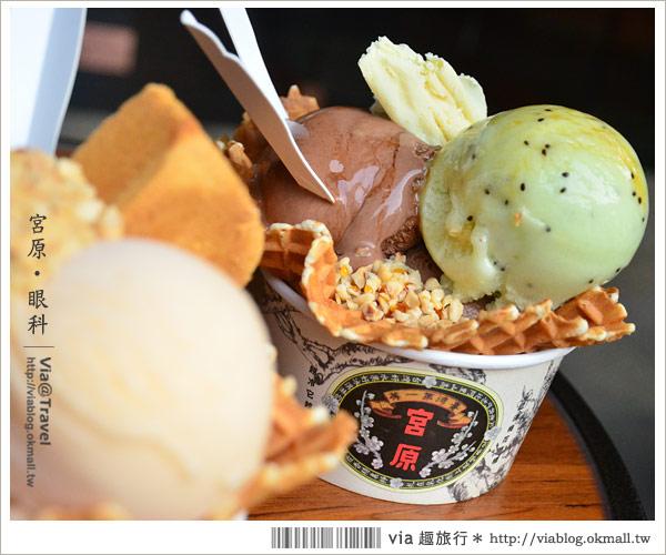 【台中日出】宮原眼科~大驚!真的嗎???到眼科吃冰淇淋!20