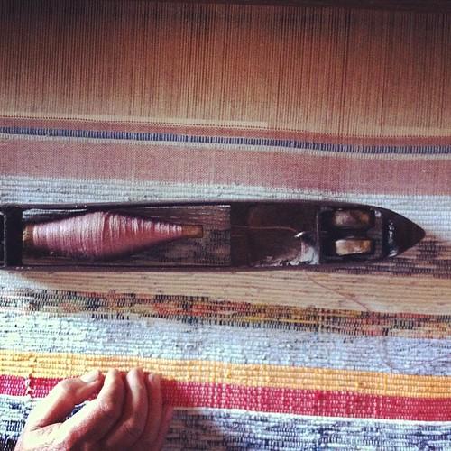 mantas de fitas