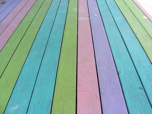 Bahamian rainbow