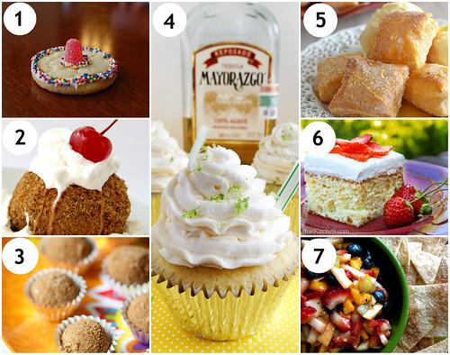Mrs. Fields Secrets Cinco de Mayo Desserts