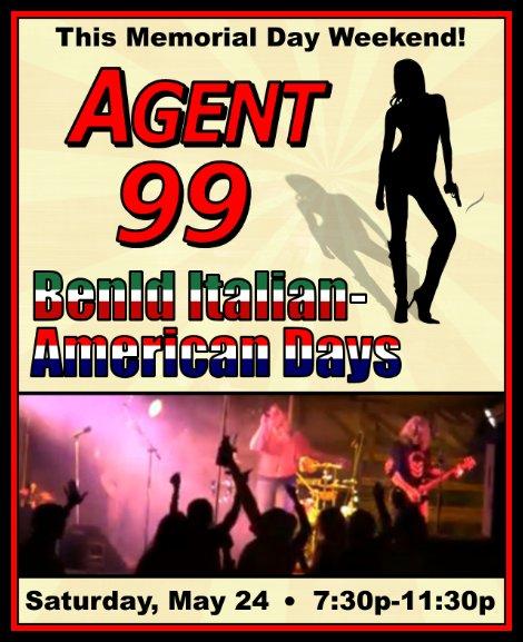 Agent 99 5-24-14