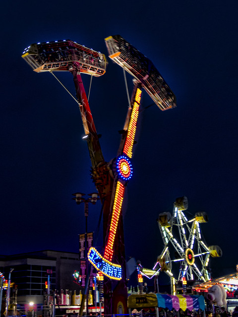 Downey High School Carnival