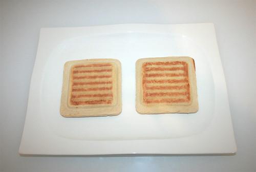 07 - Hochland Toast it! - Fertig gebacken / Finished baking