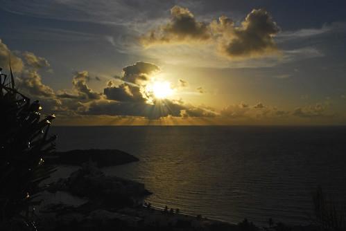 sunrise stmartin caribbean stmaarten sxm oysterpond oysterbaybeachresort hopecottage hopevilla