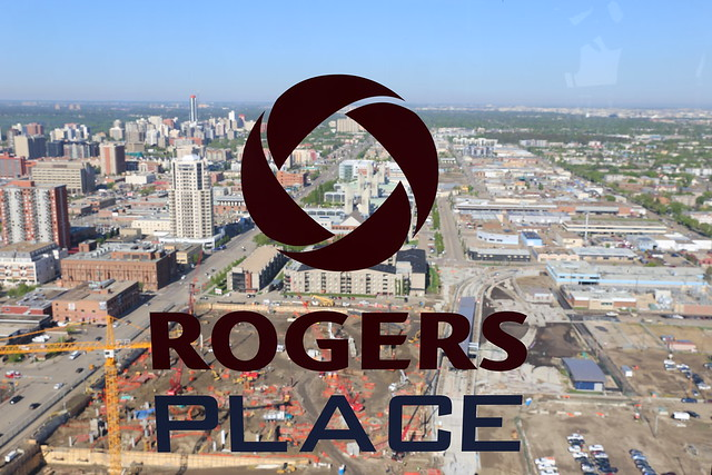 Rogers Place Construction Update