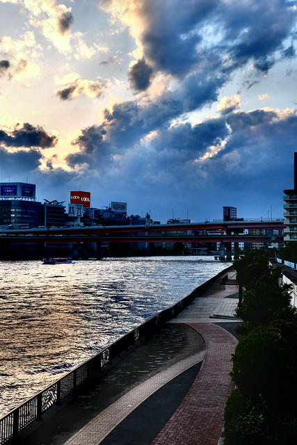 Sumida river terrace 01