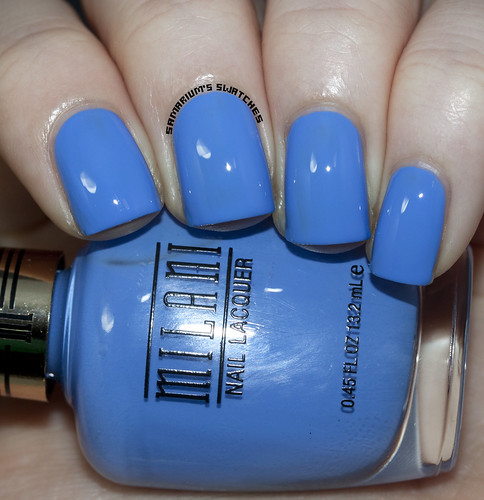 Milani Powerful Periwinkle