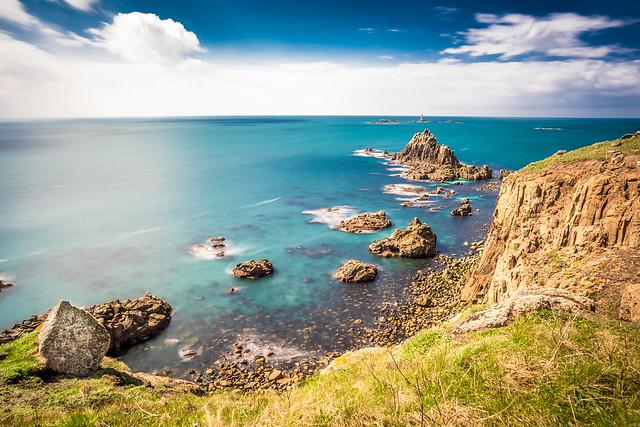 Lands' end, Cornwall, United Kingdom