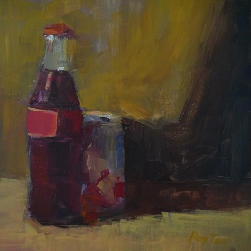 two cokes