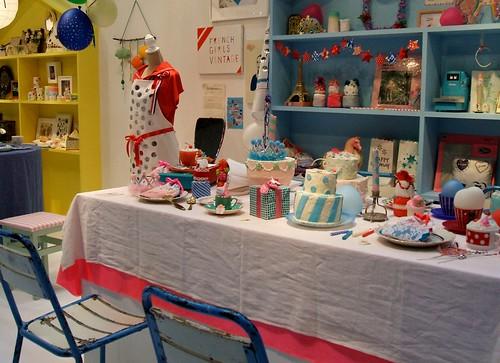 """2014日本ホビーショー 中央展示 """"Homemade Party at Home"""" (1)"""