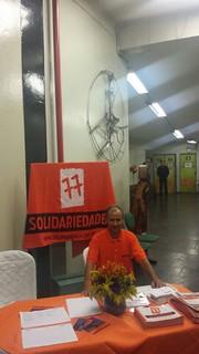 Encontro do Solidariedade das regiões de São Bernando do Campo, Ribeirão Pires e Rio Grande da Serra