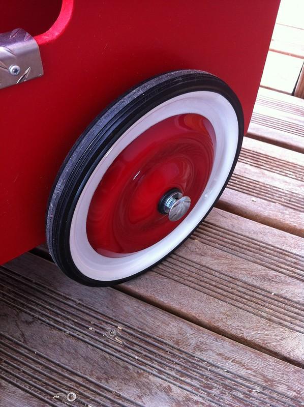 Jolie roue de chez baghera.fr
