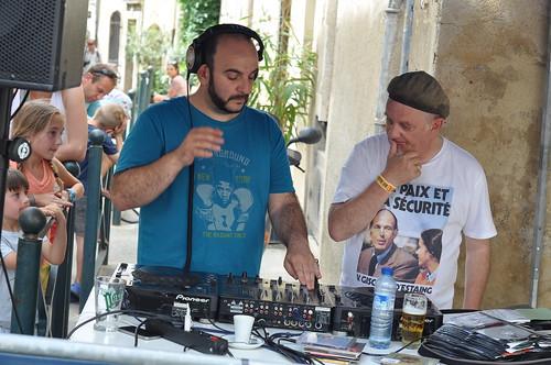 DJ Oil & Jules Edouard Moustic by Pirlouiiiit 07062014