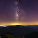 Mountain Milky Way by Malcolm MacGregor