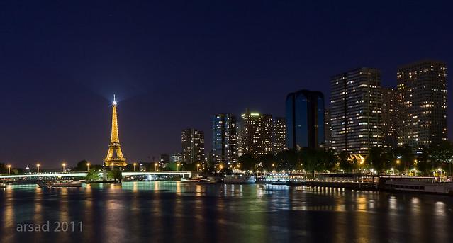 Tour Eiffel nuit 3