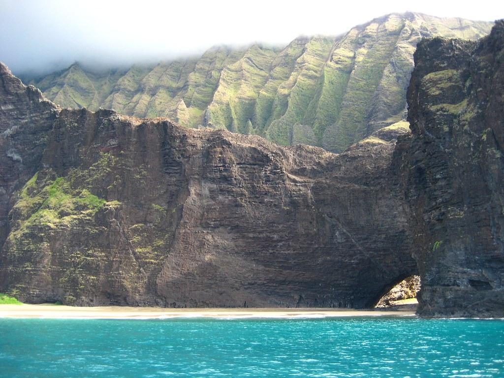 На-Пали кауаи