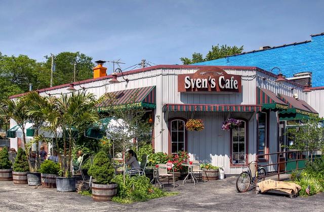 Sven's Cafe