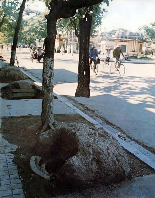 Hai Phong Street 1972