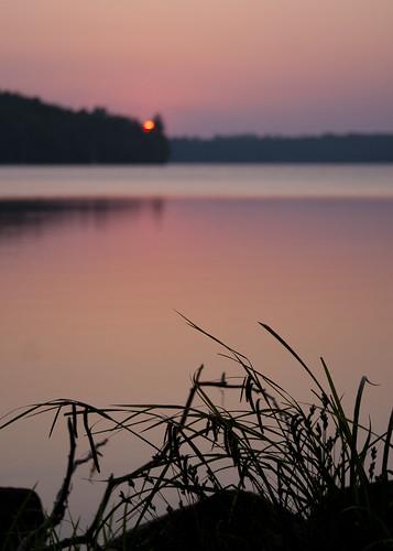 sunset lake nature cabin maine thecabin 4thofjulyweekend fourthofjulyweekend princetonmaine internetdetox2011