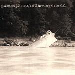 01. Schiffsunglück Sarmingstein 25.07. 1913