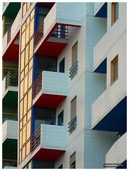 Edificio as cores