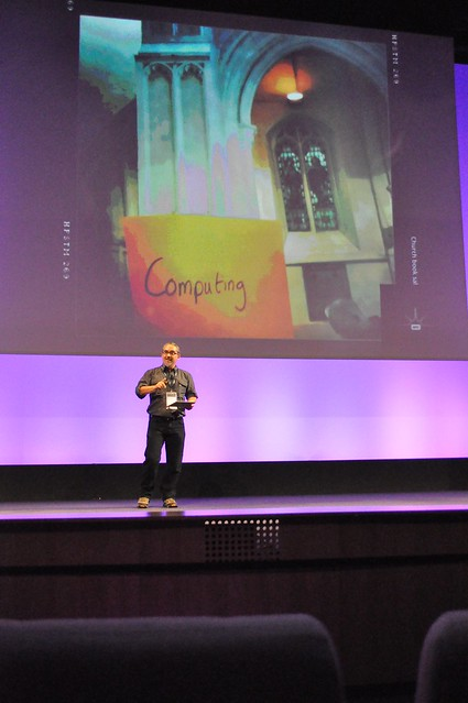 Speaking at Lift11