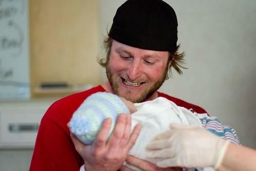 Tayden's Birth