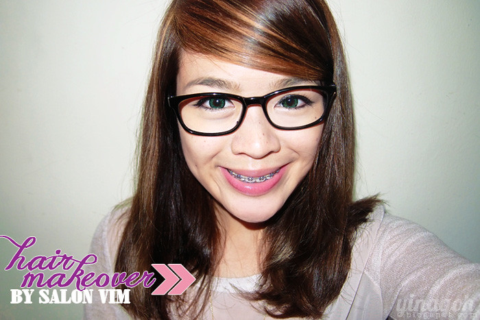 Salon Vim S/S12: Snipped off my locks!