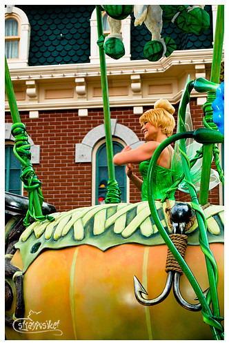 flights of fantasy tinkerbell