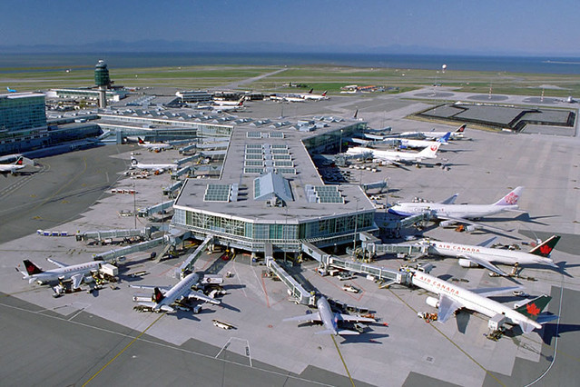 Vancouver International Airport Hotels