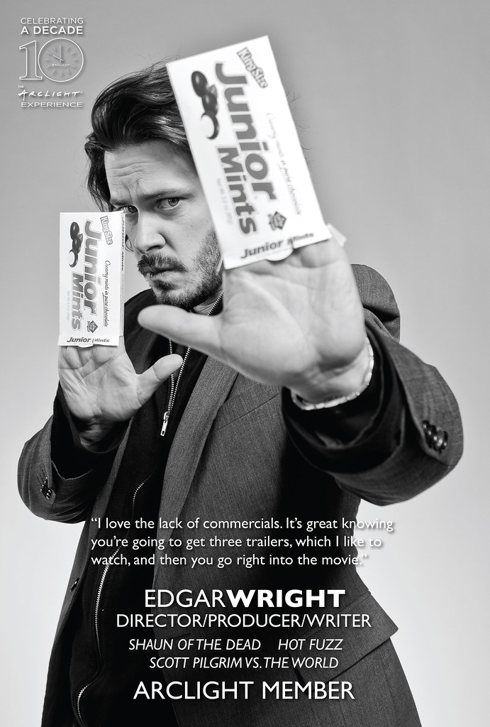 Edgar Wright / Arclight Member