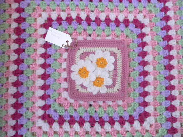 Kianie (UK) (RAV) Your 'Emmerdale' Square has arrived. So pretty thank you!