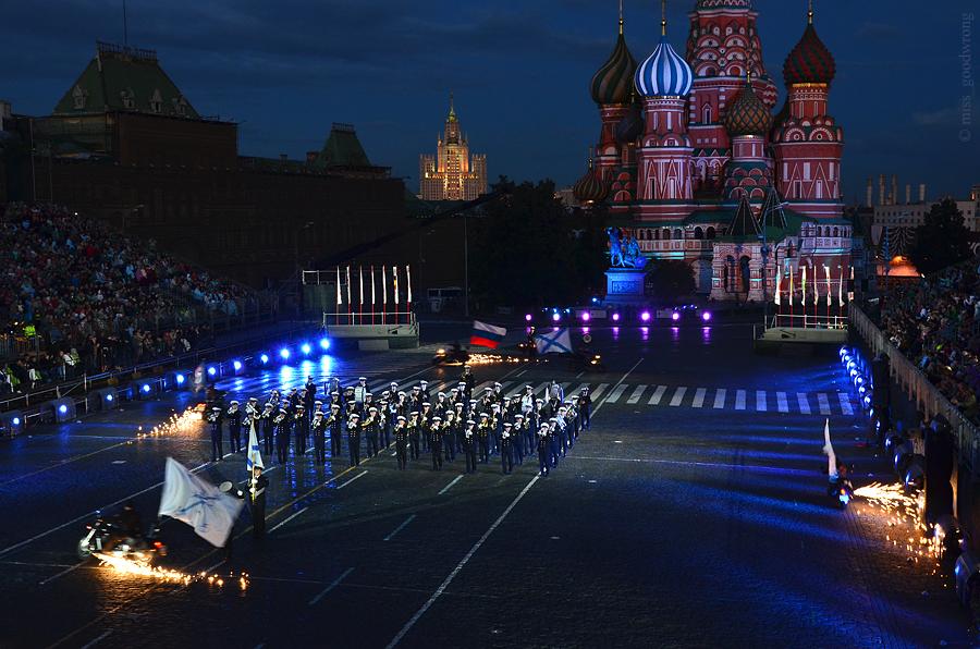 Kremlin Military Tattoo 13