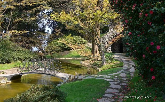 Giardini di villa melzi flickr photo sharing for Laghetto giapponese