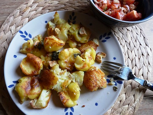 Best roast potatoes I have ever made