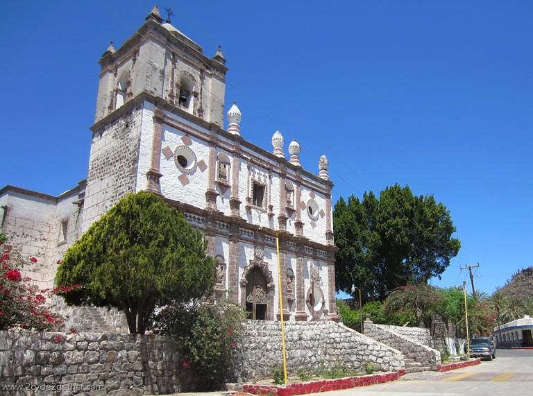 Mission, San Ignacio