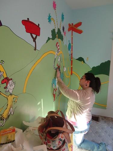 dr seuss nursery 1