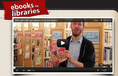 ebooks for libraries