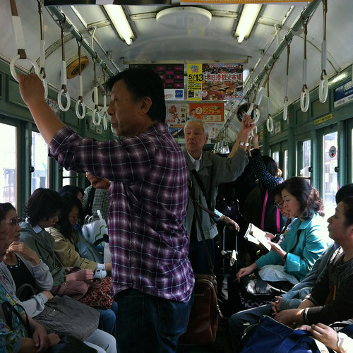 Abenosuji 7 May 2012