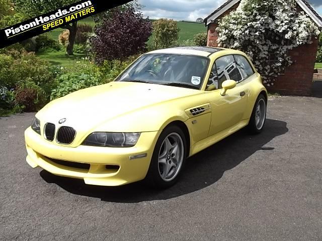 2000 M Coupe | Dakar Yellow | Black