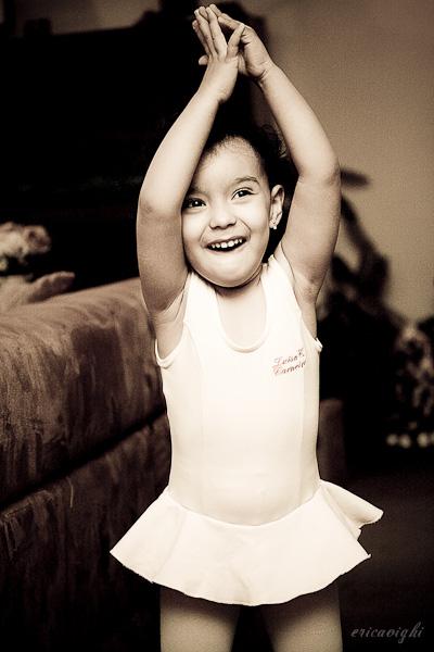 lulu bailarina