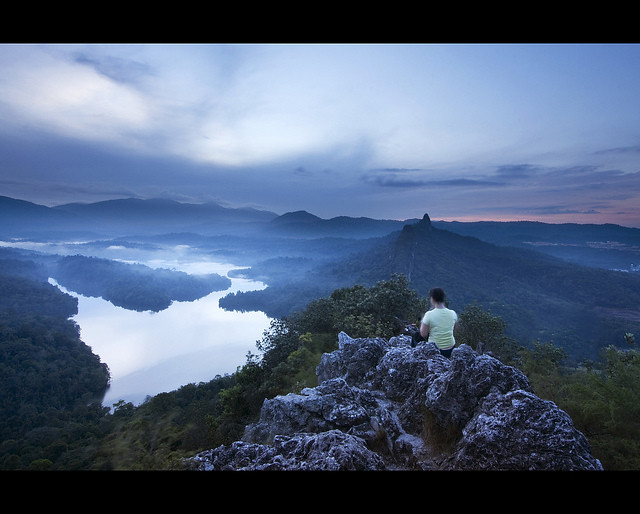 Landscape photography inspiration from Chee Seong Foo