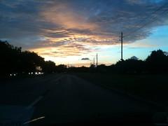 Day 36 | Sunset in Sugar Land