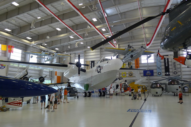 Im Hangar