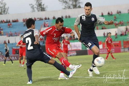 Persiba Bantul vs Arema Indonesia