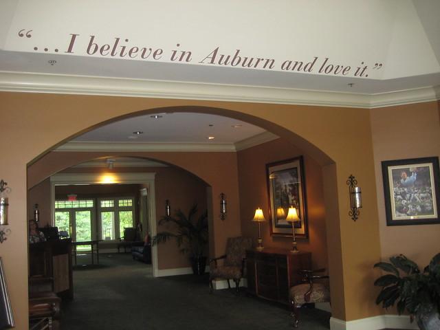 Renovating auburn university club flickr photo sharing - Auburn university interior design program ...