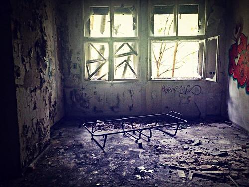 Ehemaliges Säuglings- und Kinderkrankenhaus Weißensee Berlin