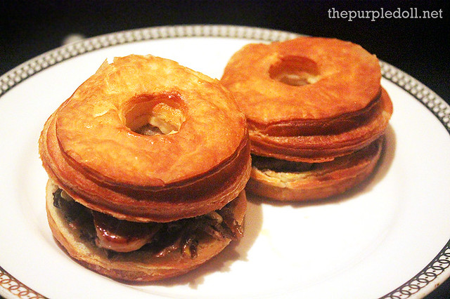 Savory Cronuts Oakroom Satuday Night Fever Buffet