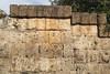 Vulci: city walls by the triangular gate