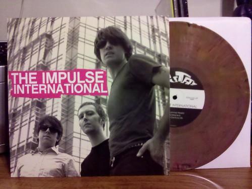 """Impulse International - Mini Album 10"""" - Brown Vinyl"""